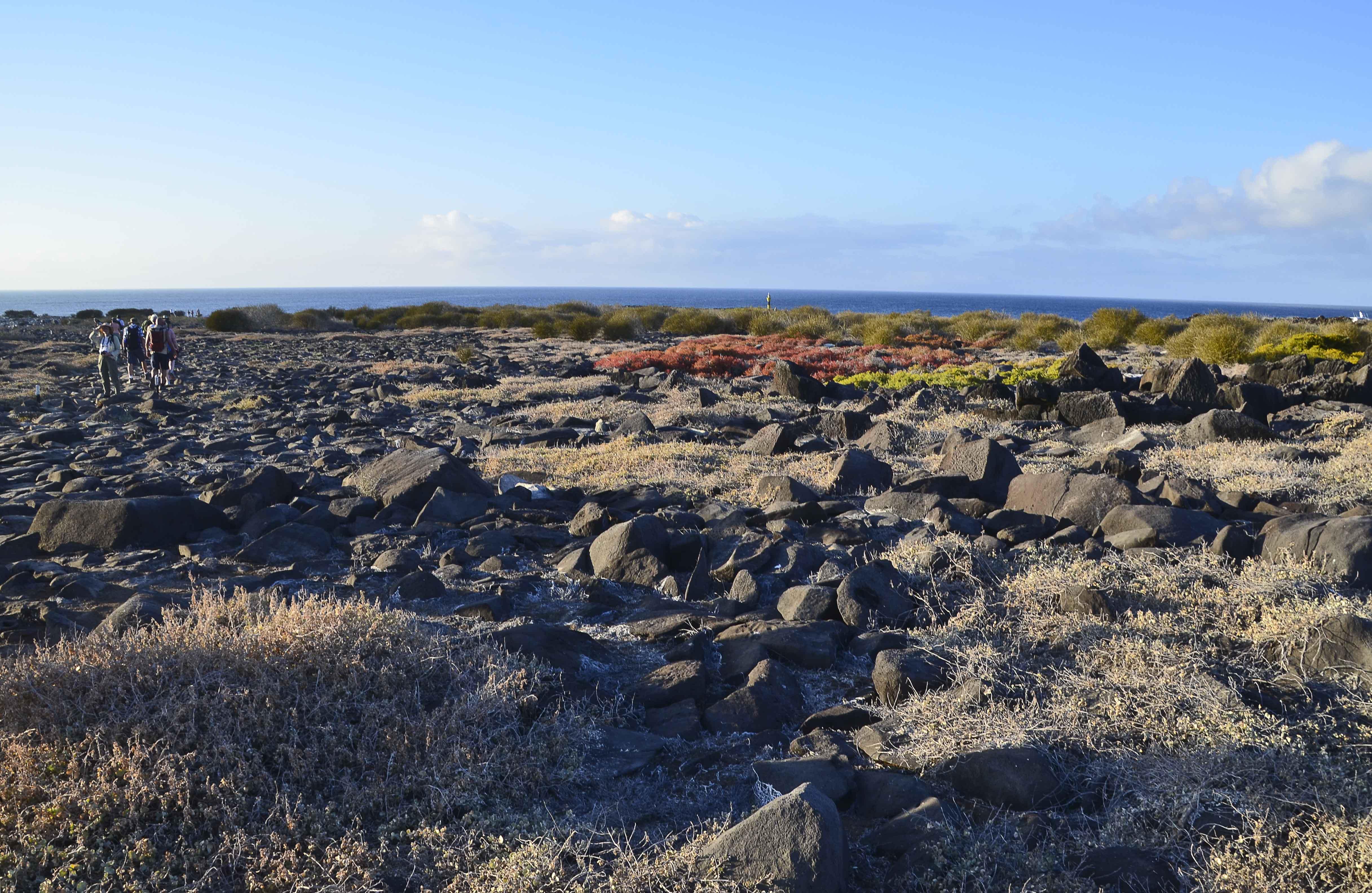 Landscapes of the Galápagos Islands – San Cristobal and Española
