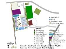 Farm to table Design, Dominican Republic, 2013