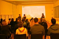 The Crew, Doug Crouch, Karsten Hinrichs and Joana Martins