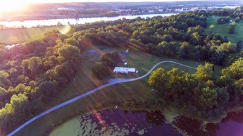 Drone image: Lucas Thompson
