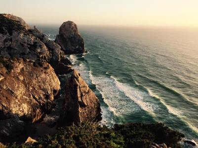 ursa view from cliffs