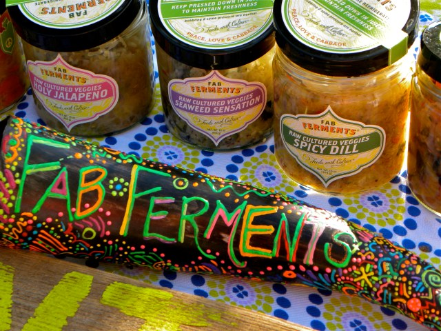 Fab Ferments, a local business from my mates supporting human health and local farmers! http://fabferments.com