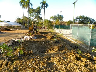 rain gardens at jamaca de dios dominican republic