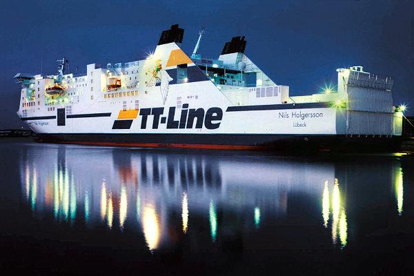 Mit der TTLine nach Schweden  Fhren nach Schweden