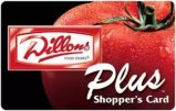 dillons plus shoppers card