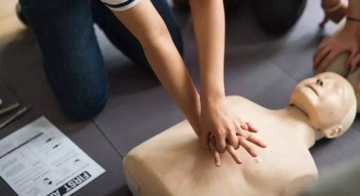 First Aid Class Community Education