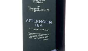 Afternoon Loose Tea Caddy