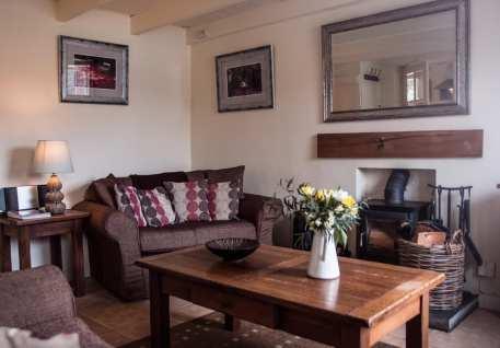 Bethel Cottage Living Room 2