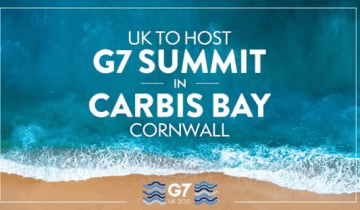 G7 to experience Cornwall