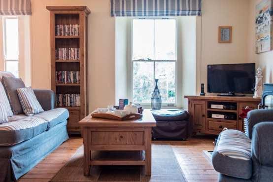 Coombe Villa Living Room