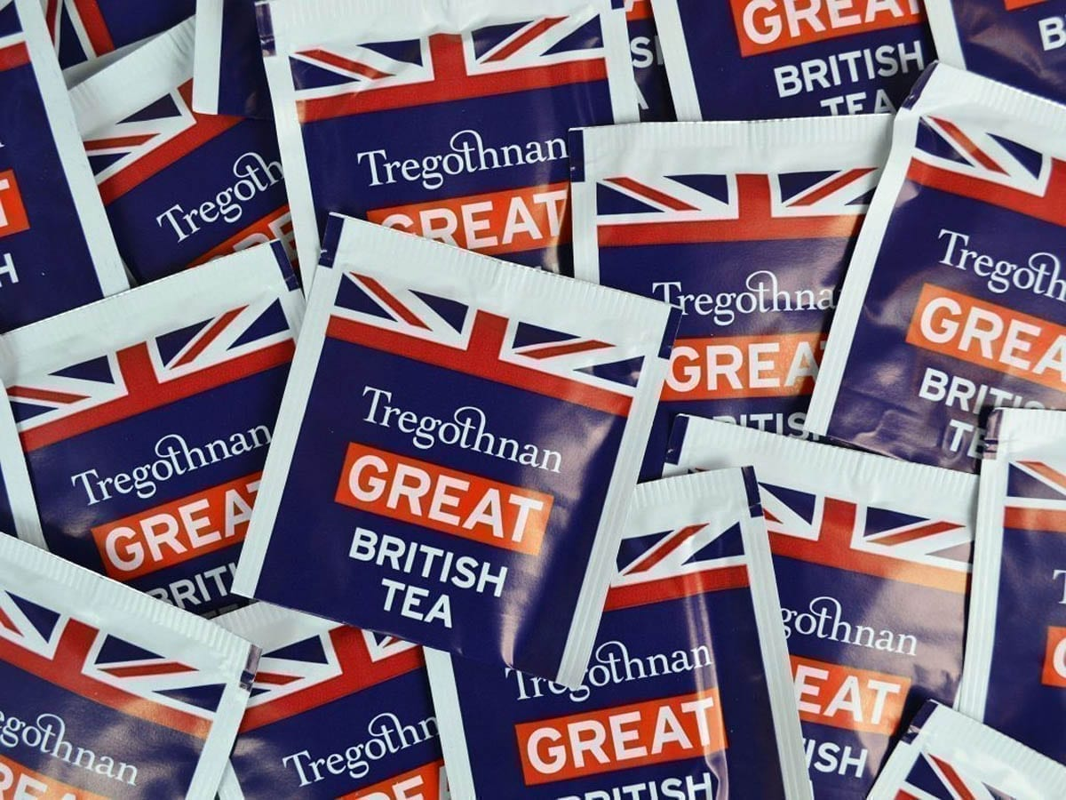 Tregothnans Great British Tea Sachets