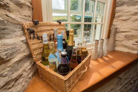 Pencreek Cottage Welcome Package