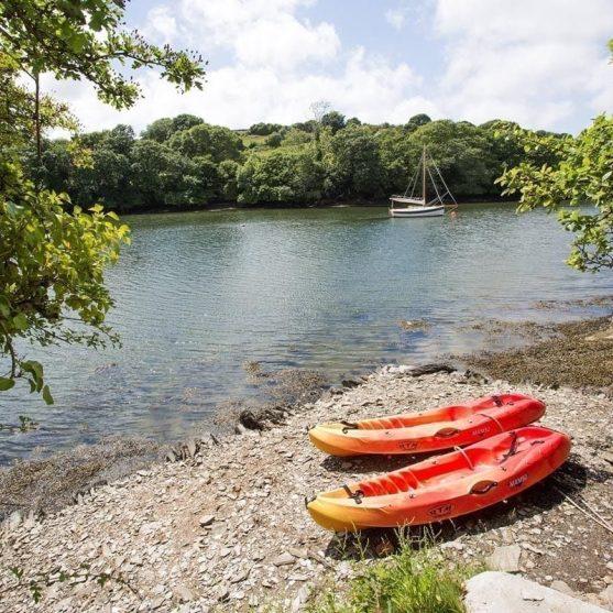 Penjerrick Cottage Kayaks