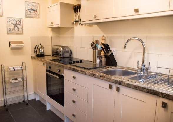Penjerrick Cottage Kitchen