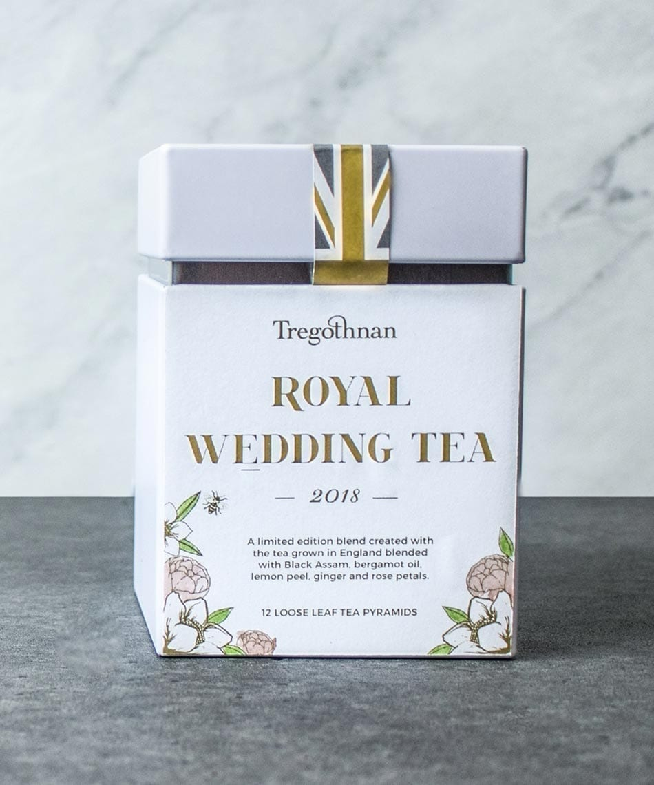 Royal Wedding Tea