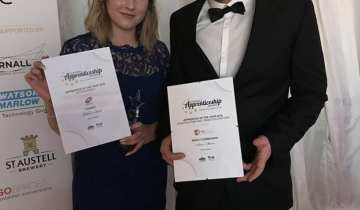 Tregothnan's Apprentices recognised at 2018 Awards Ceremony
