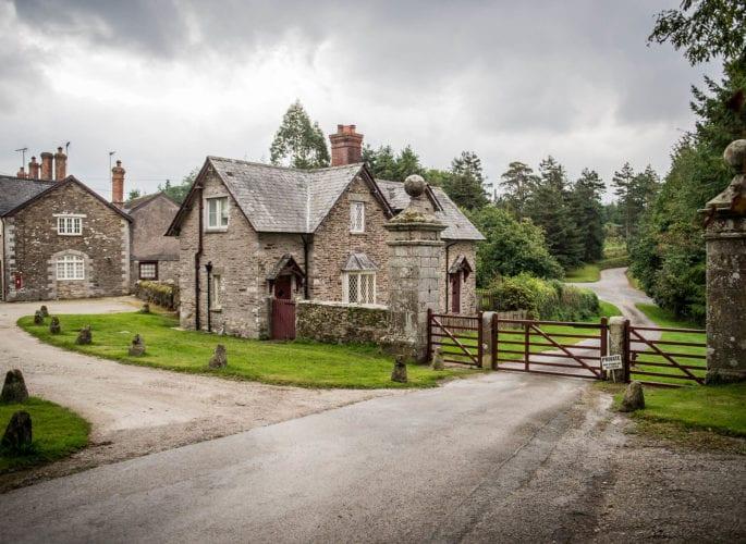 Tregothnan Cornwall Property