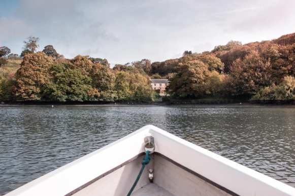 Turn-a-Penny Cottage Boat View
