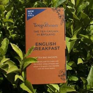 25 sachet of English breakfast tea