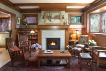 Arts and Crafts Style Home Interiors