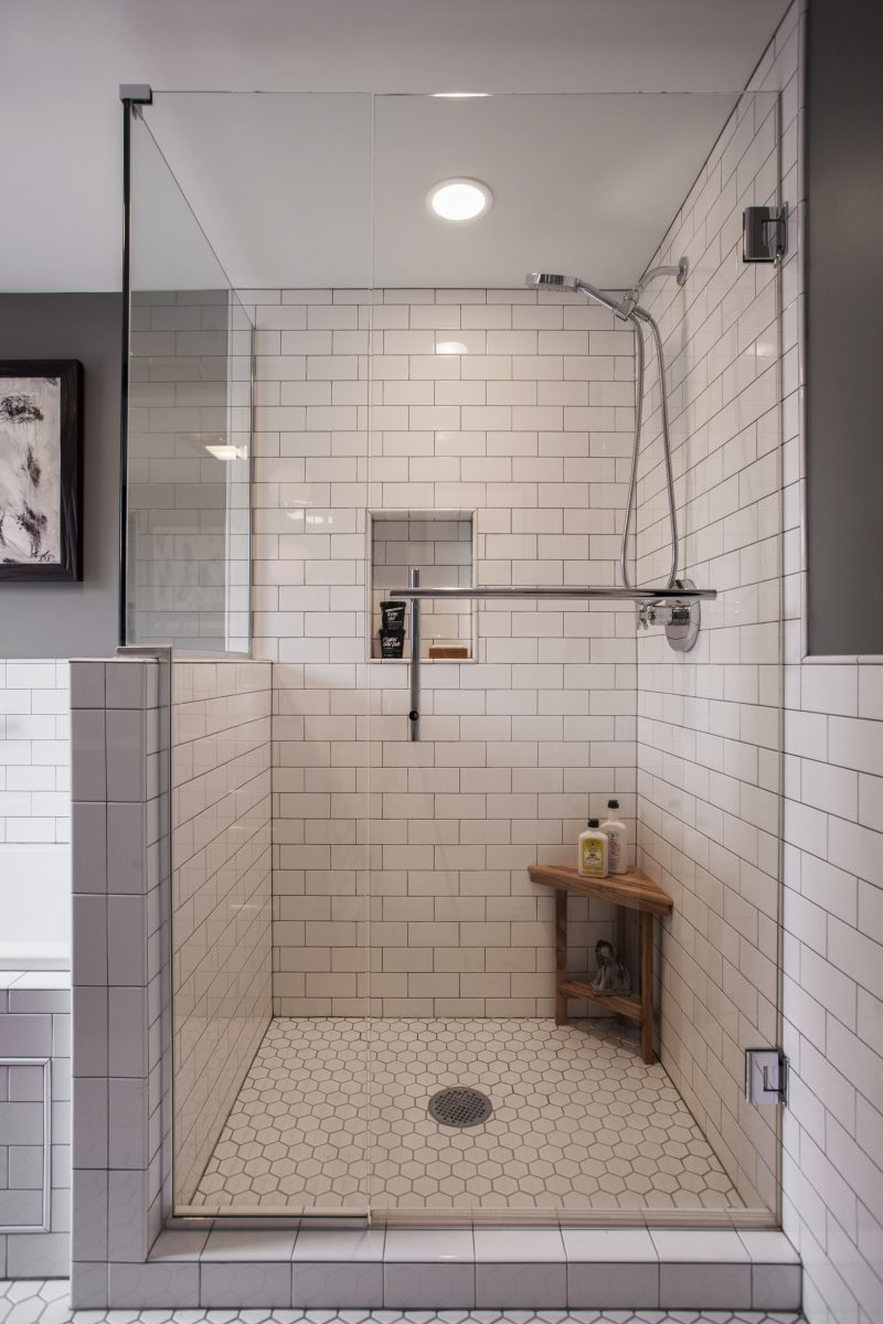 Transitional Remodel TreHus Architects