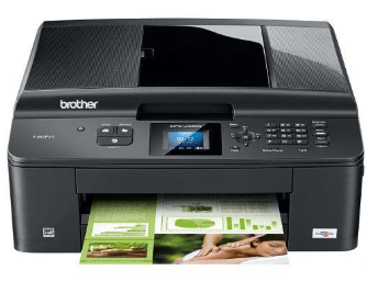 You are currently viewing Brother MFC-J430W Treiber Scanner Installieren Download