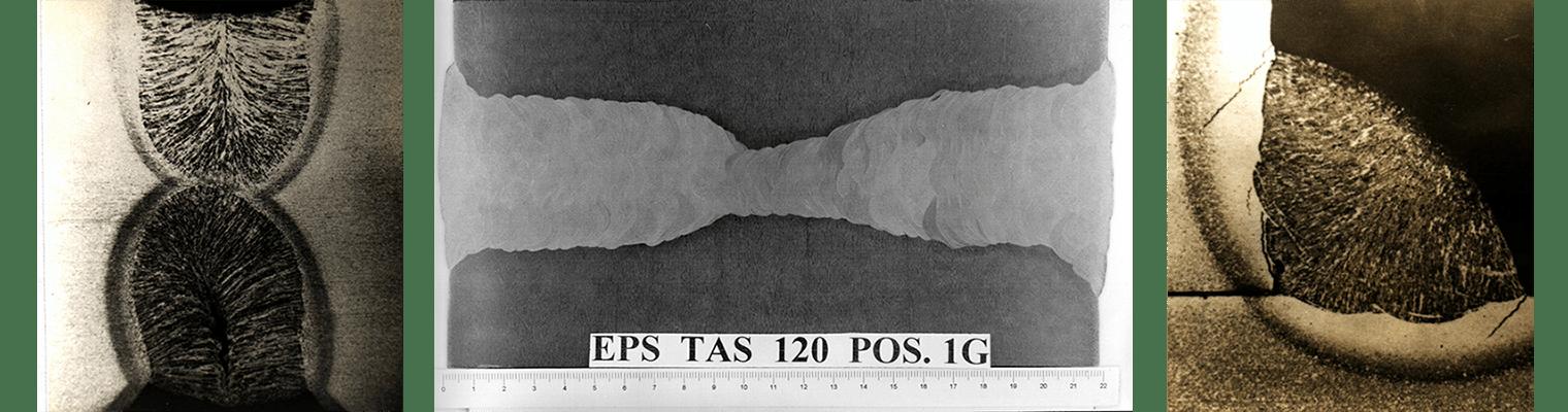 Slide do Curso Macrografia de Junta Soldada da Infosolda