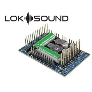 Product afbeelding ESU-58515 Loksound 5 xL decoder