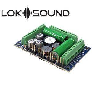 Product afbeelding ESU 58513 LokSound 5 XL decoder.