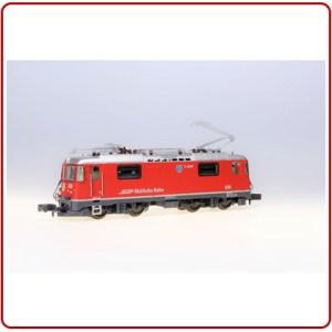 RhB locomotieven