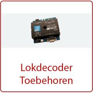 locomotief decoder toebehoren