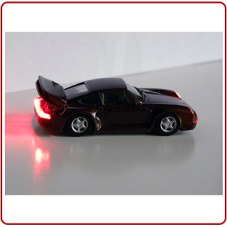 Auto's H0 met led verlichting