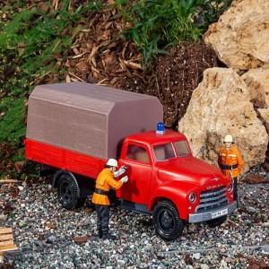 Product afbeelding Pola G Brandweerwagen