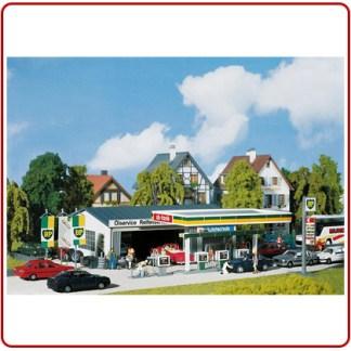 Foto Faller benzinestation 130345