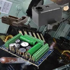 Locomotief decoders en toebehoren