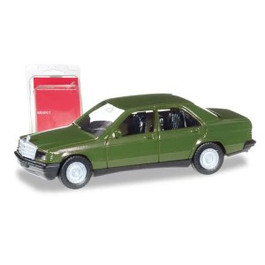 Product afbeelding Mercedes-Benz-190-E-groen