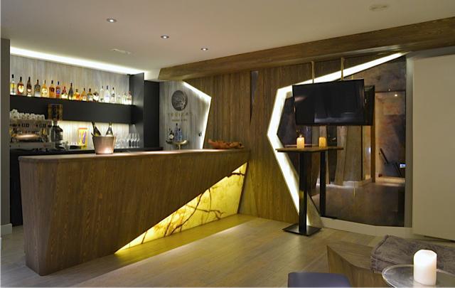 Lounge Bar  Hotel Puebla de Sanabria  SPA  TREIXAS
