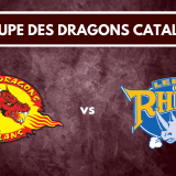 Groupe Dragons Catalans vs Leeds Rhinos