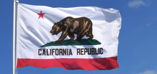 Drapeau Californie NRL 2019 Los Angeles