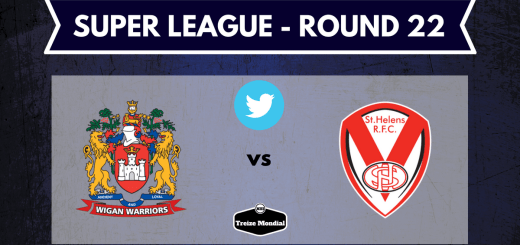 Live Twitter Wigan Warriors vs St Helens