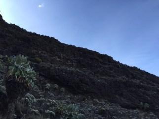 The Baranco Wall