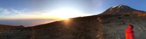 Karanga Camp - Sunset