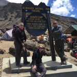 Barafu Camp - next stop summit