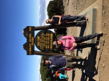Millennium Camp aka High Camp