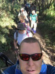 Day 2 Lemosho Forest