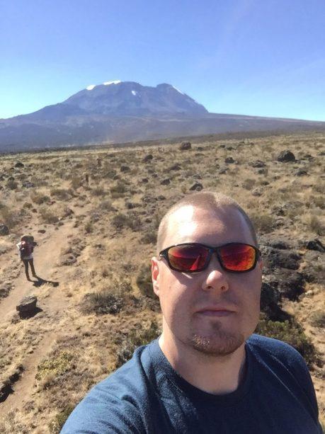 Boulder Selfie