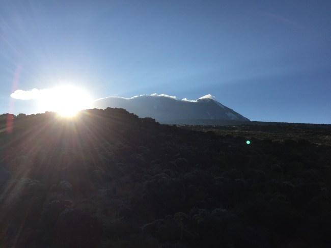 Shira 2 Sunrise