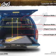 Nissan Navara D40 2010 Wiring Diagram Knob And Tube Stx Rx Dual Cab Canopy