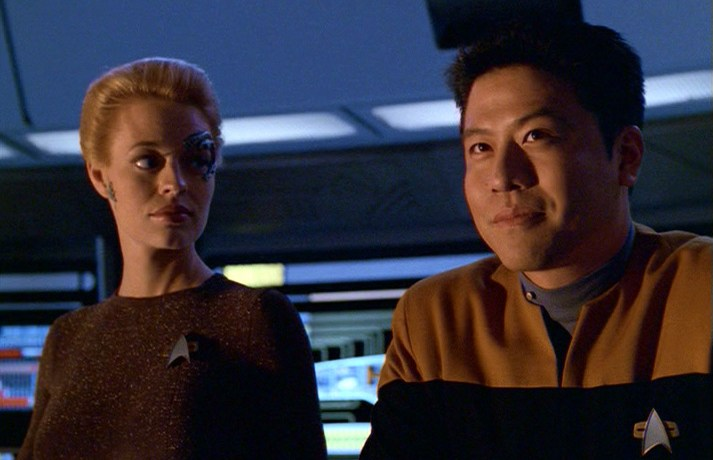 Trekabout Episode 293 Star Trek Voyager Nightdrone Trekabout