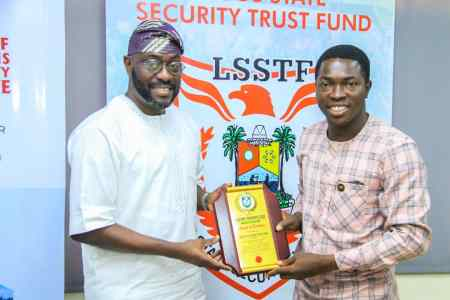 LAGOS STATE SECURITY TRUST FUND IS THE MAINSTAY OF SECURITY IN LAGOS – ES/ CEO ABDURRAZAQ BALOGUN; ENVISIONS A TECHNOLOGICAL 'INVISIBLE EYE IN THE SKY WATCHING ALL OVER LAGOS'   Trek Africa